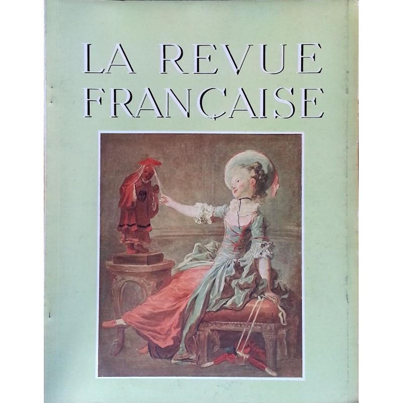 La revue française N°55 - Avril 1954
