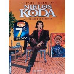 Dufaux & Grenson - Niklos Koda, Tome 1 : À l'arrière des berlines