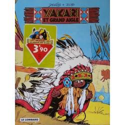 Derib & Job - Yakari, Tome 1 : Yakari et Grand Aigle