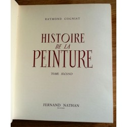 Raymond Cogniat - Histoire de la peinture, Tome 2