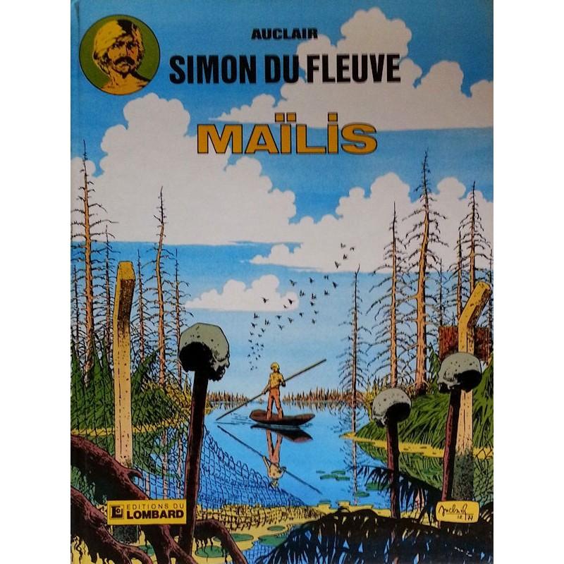 Auclair - Simon du fleuve, Tome 3 : Maïlis