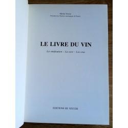 Michel Dovaz - Le livre du vin