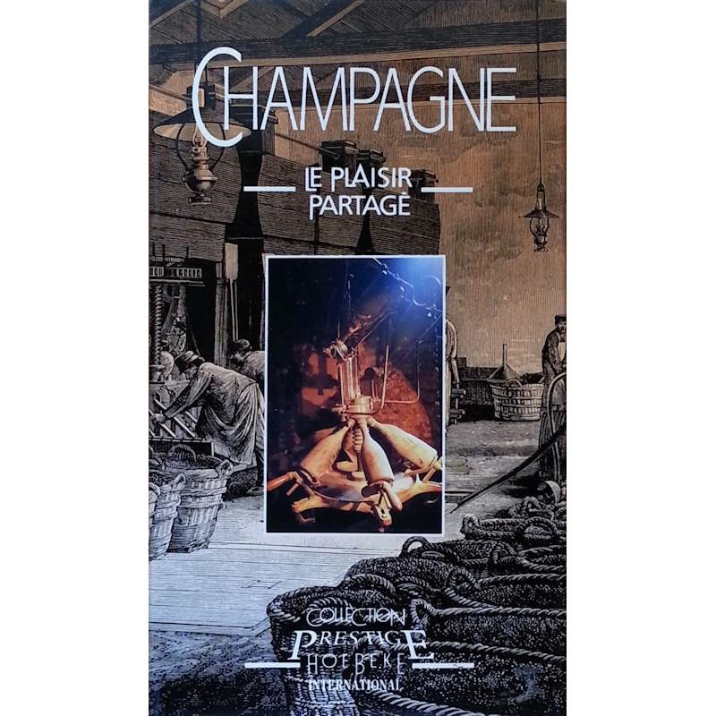 Éric Glatre & Bernard Pichonnat - Champagne : Le plaisir partagé