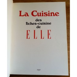 La cuisine des fiches-cuisine de ELLE