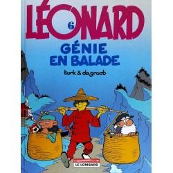 Turk & De Groot - Léonard, Tome 6 : Génie en balade