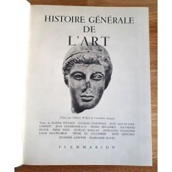 Histoire générale de l'Art, Tome 1
