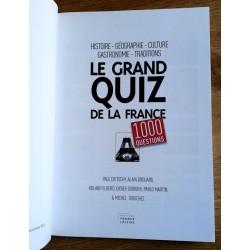 Le grand quiz de la France