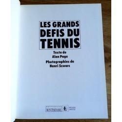 Alan Page & Henri Szwarc - Les grands défis du tennis