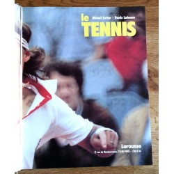 Michel Sutter & Denis Lalanne - Le tennis