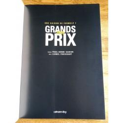 Lionel Froissart & Paul-Henri Cahier - Grand Prix 2005 : Une saison de Formule 1