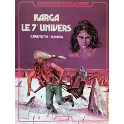 Beautemps & Vernes - Karga le 7e univers