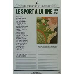 Le sport à la une 1870-1914