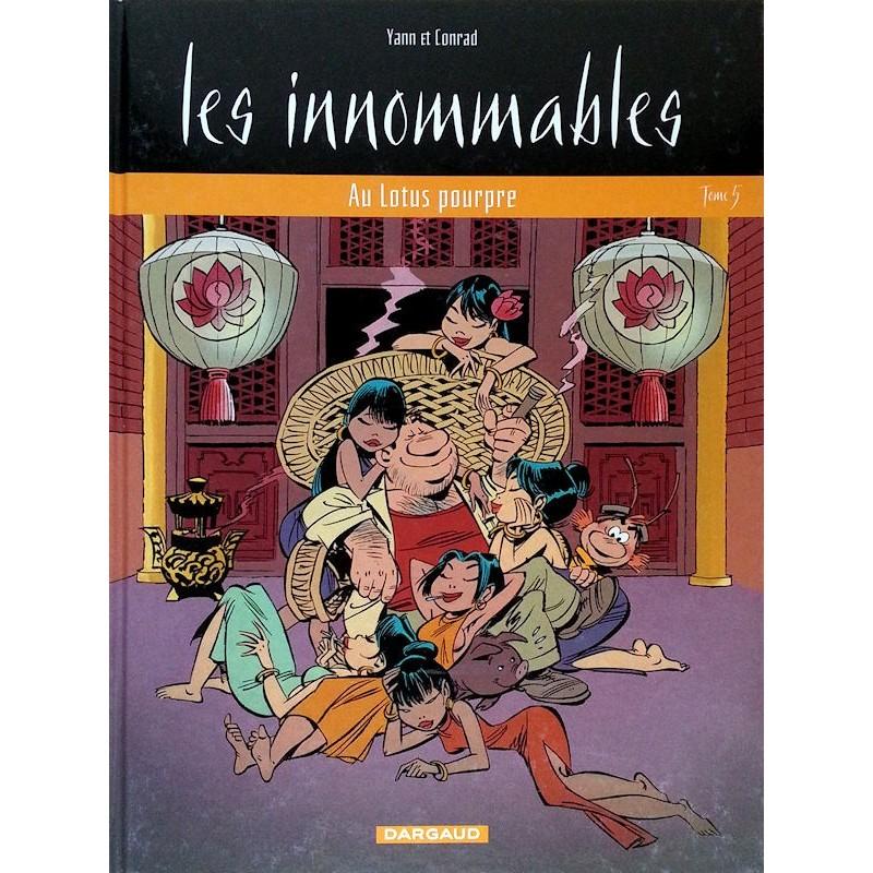 Yann & Conrad - Les innommables, Tome 5 : Au Lotus pourpre