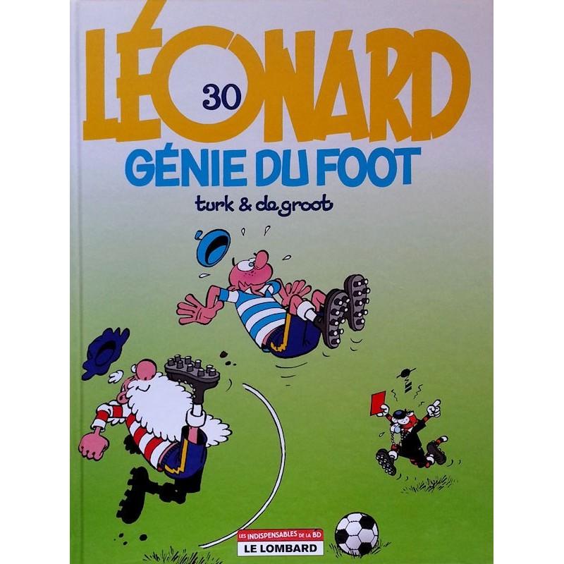 Turk & De Groot - Léonard, Tome 30 : Génie de foot