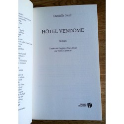 Danielle Steel - Hôtel Vendôme