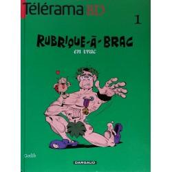 Gotlib - Rubrique-à-brac, Tome 1 : En vrac