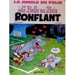 Delinx & Godard - La jungle en folie, Tome 8 : La belle au bois ronflant