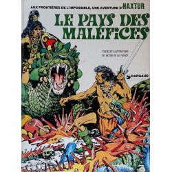 Victor de La Fuente - Aux frontières de l'impossible, une aventure d'Haxtur, Tome 2 : Le pays des maléfices