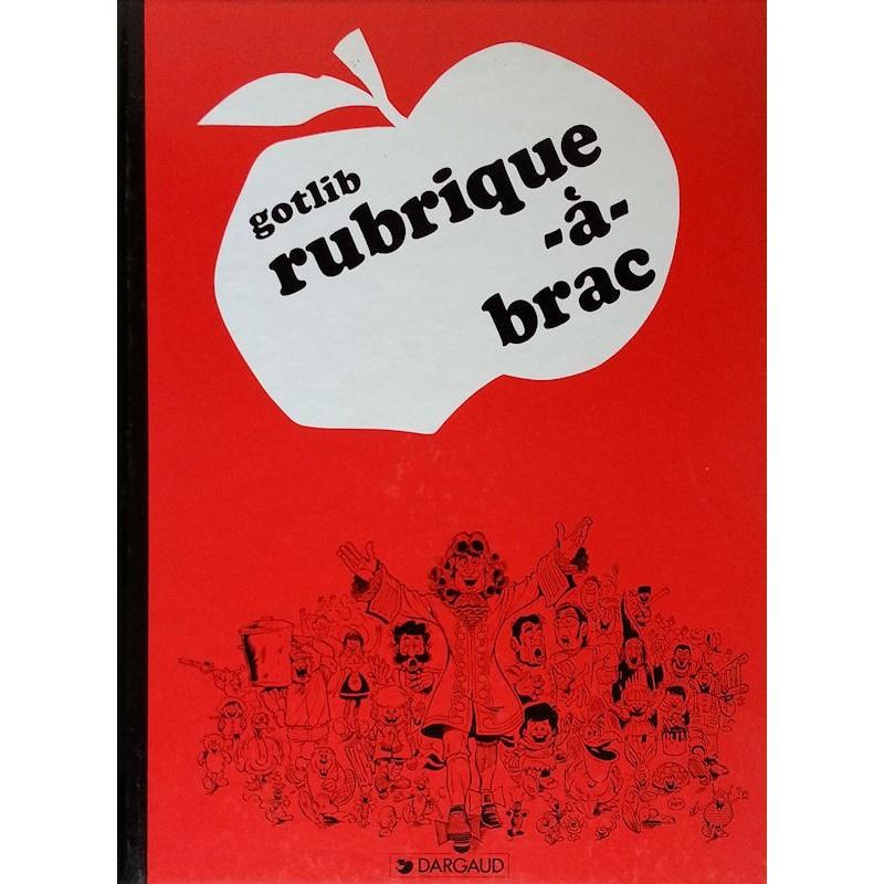 Gotlib - Rubrique-à-brac, Tome 1