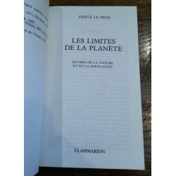 Hervé Le Bras - Les limites de la planète