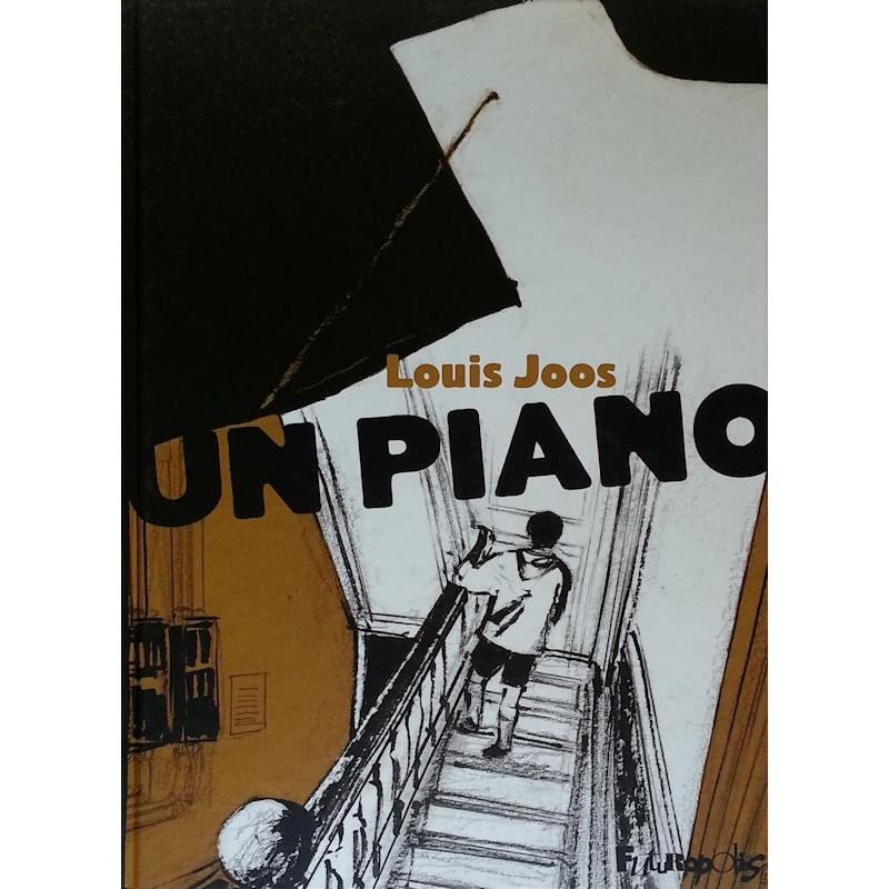 Louis Joos - Un piano : Le paquebot