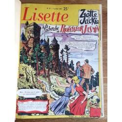 Recueil Lisette N°35