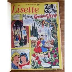 Recueil Lisette N°36