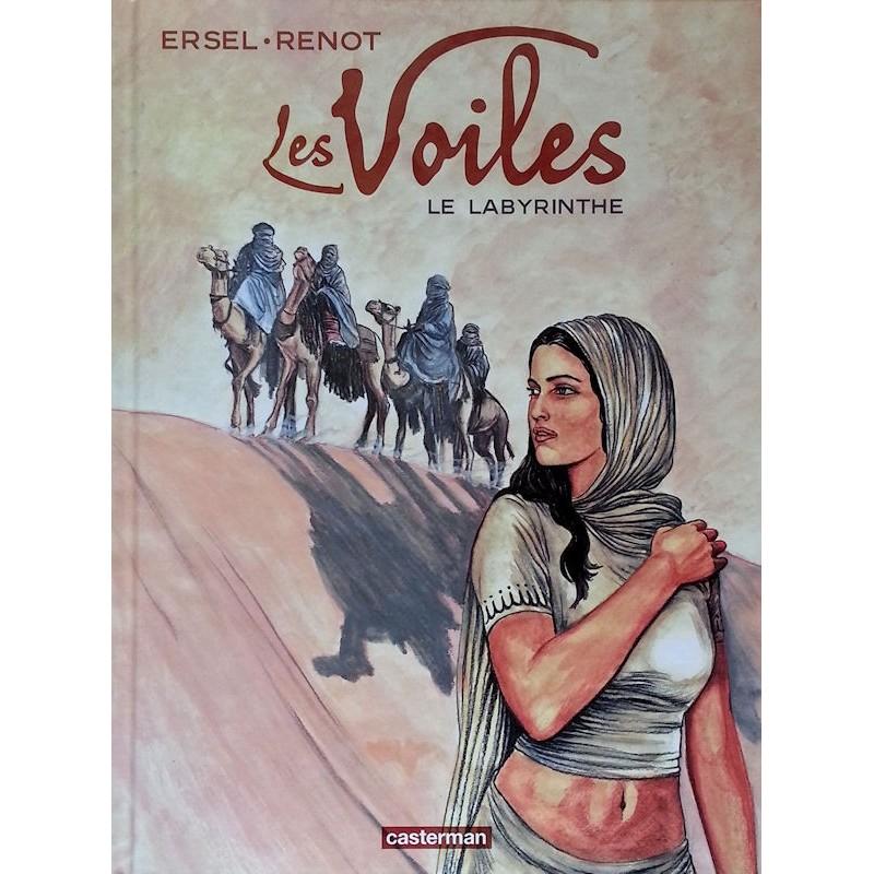 Ersel & Renot - Les voiles, Tome 2 : Le labyrinthe