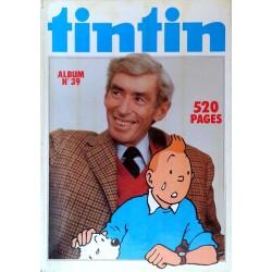 Recueil Tintin N°39
