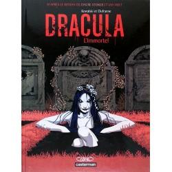Dufranne & Kowalski - Dracula, Tome 3 : L'immortel