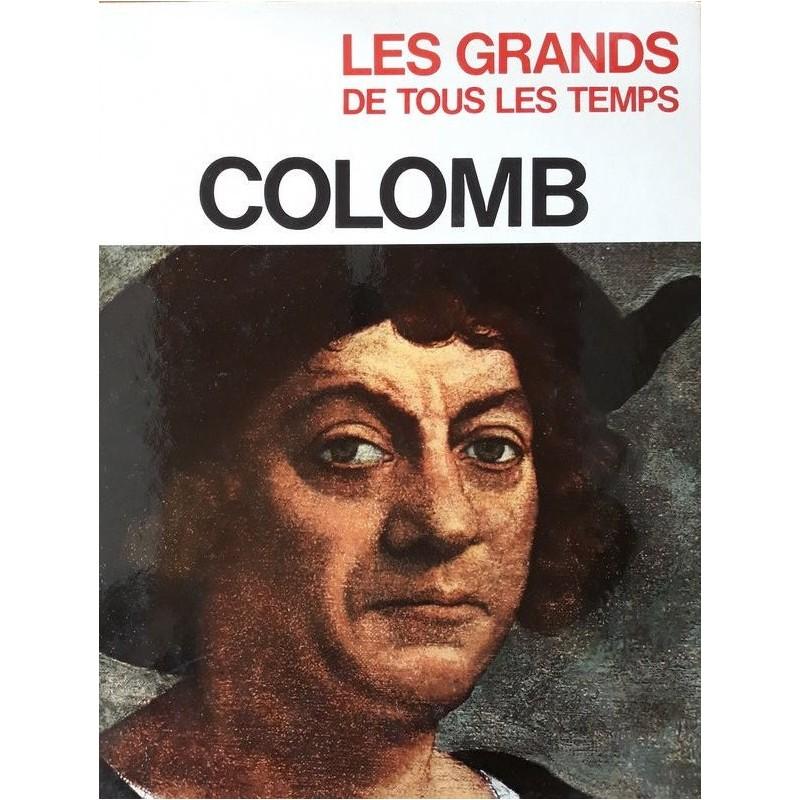 C. Giardini - Les grands de tous les temps : Colomb