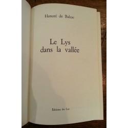 Honoré de Balzac - Le Lys dans la vallée
