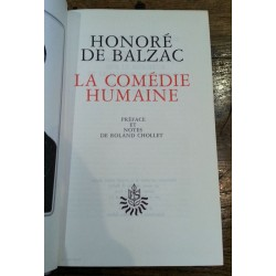 Honoré de Balzac - La comédie humaine, Tome II