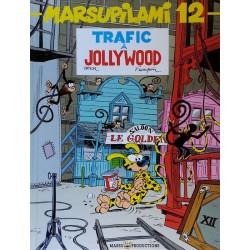 Batem & Franquin - Marsupilami, Tome 12 : Trafic à Jollywood