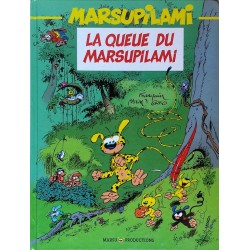 Batem, Greg & Franquin - Marsupilami, Tome 1 : La queue du Marsupilami