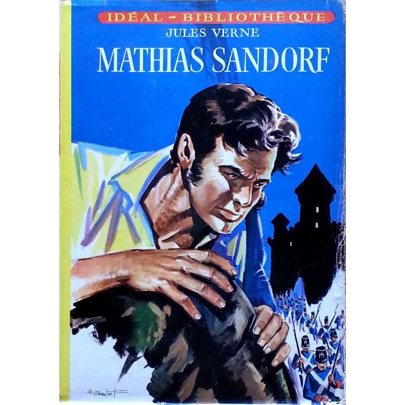 Jules Verne - Mathias Sandorf