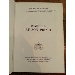 Jacqueline Dumesnil - Isabelle et son prince