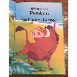Disney - Pumbaa fait une fugue