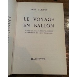 René Guillot - Le voyage en ballon