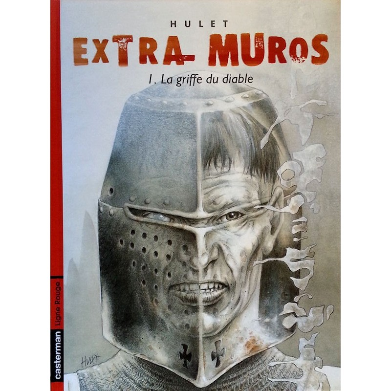 Hulet - Extra-Muros, le cycle de Mordange, Tome 1 : La griffe du diable