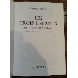 Victor Hugo - Quatrevingt-treize : Les trois enfants
