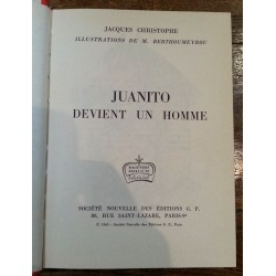 Jacques Christophe - Juanito devient un homme