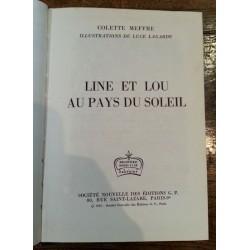 Colette Meffre - Line et Lou au pays du soleil