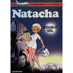 Walthéry & Mariette - Natacha, hôtesse de l'air, Tome 5 : Double vol