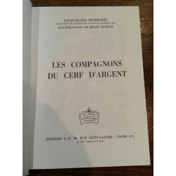 Jacqueline Dumesnil - Les compagnons du Cerf d'Argent