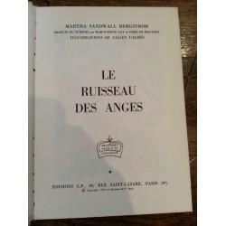 Martha Sandwall Bergstrom - Le ruisseau des anges