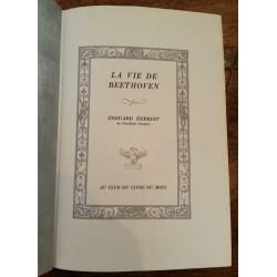 Édouard Herriot - La vie de Beethoven