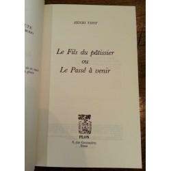 Henri Tisot - Le fils du pâtissier ou le passer à venir