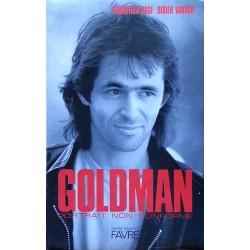 Christian Page & Didier Varrod - Goldman : Portrait non conforme