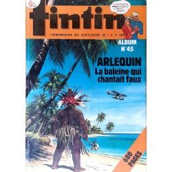 Recueil Tintin N°45